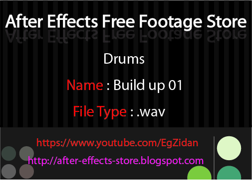 After Effects Free Store