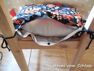 creadienstag, Stuhlkissen- neuesvomschloss.blogspot.de