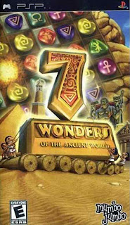 PSP ISO 7 Wonders of the Ancient World