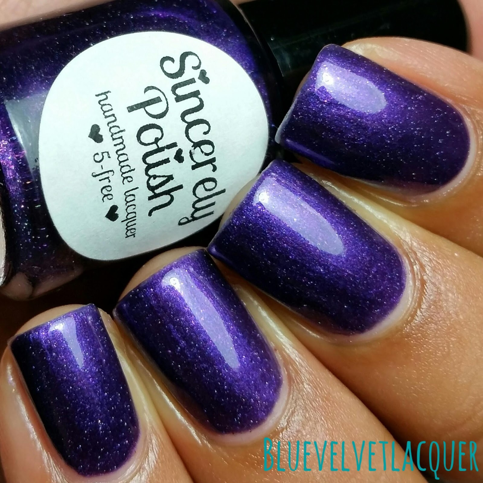 Blue Velvet Lacquer: Sincerely Polish: Once Upon A True Love\'s Kiss ...
