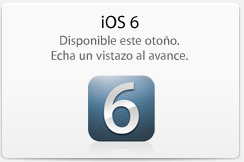Resumen WWDC2012 de apple, iOS6 iPhone