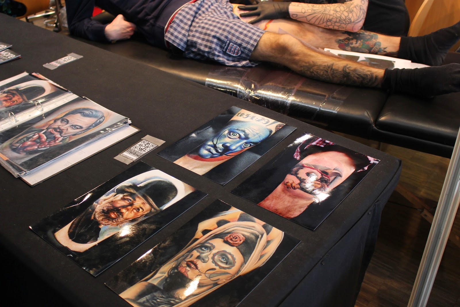 Salon mondial du tatouage - Meilleur salon tatouage paris ...