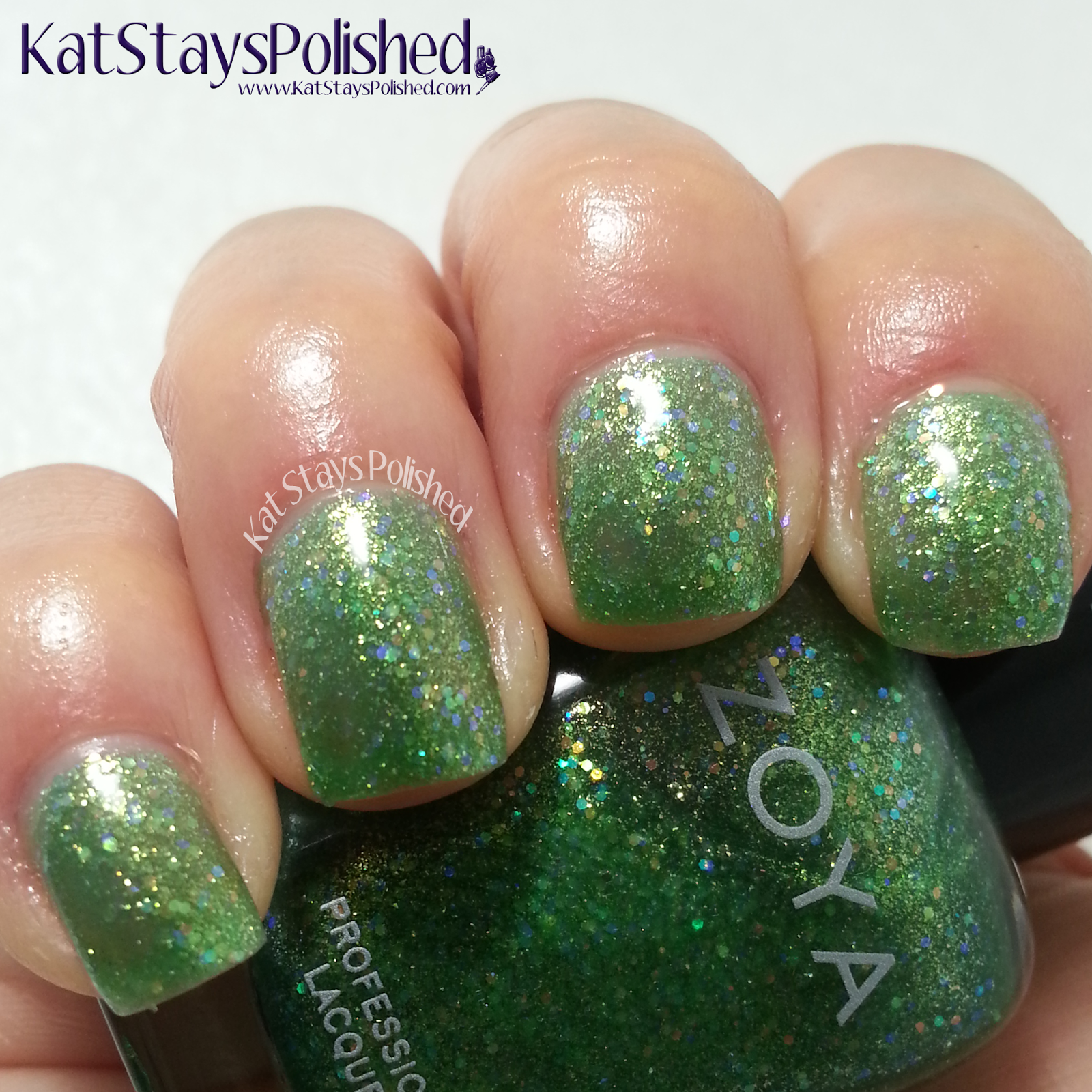 Zoya Bubbly - Stassi | Kat Stays Polished