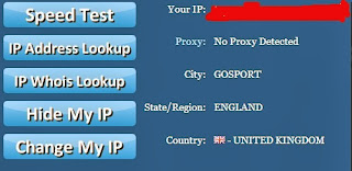 Get UK IP With FlyVPN-1