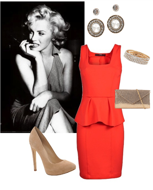Marilyn Monroe Inspired Style