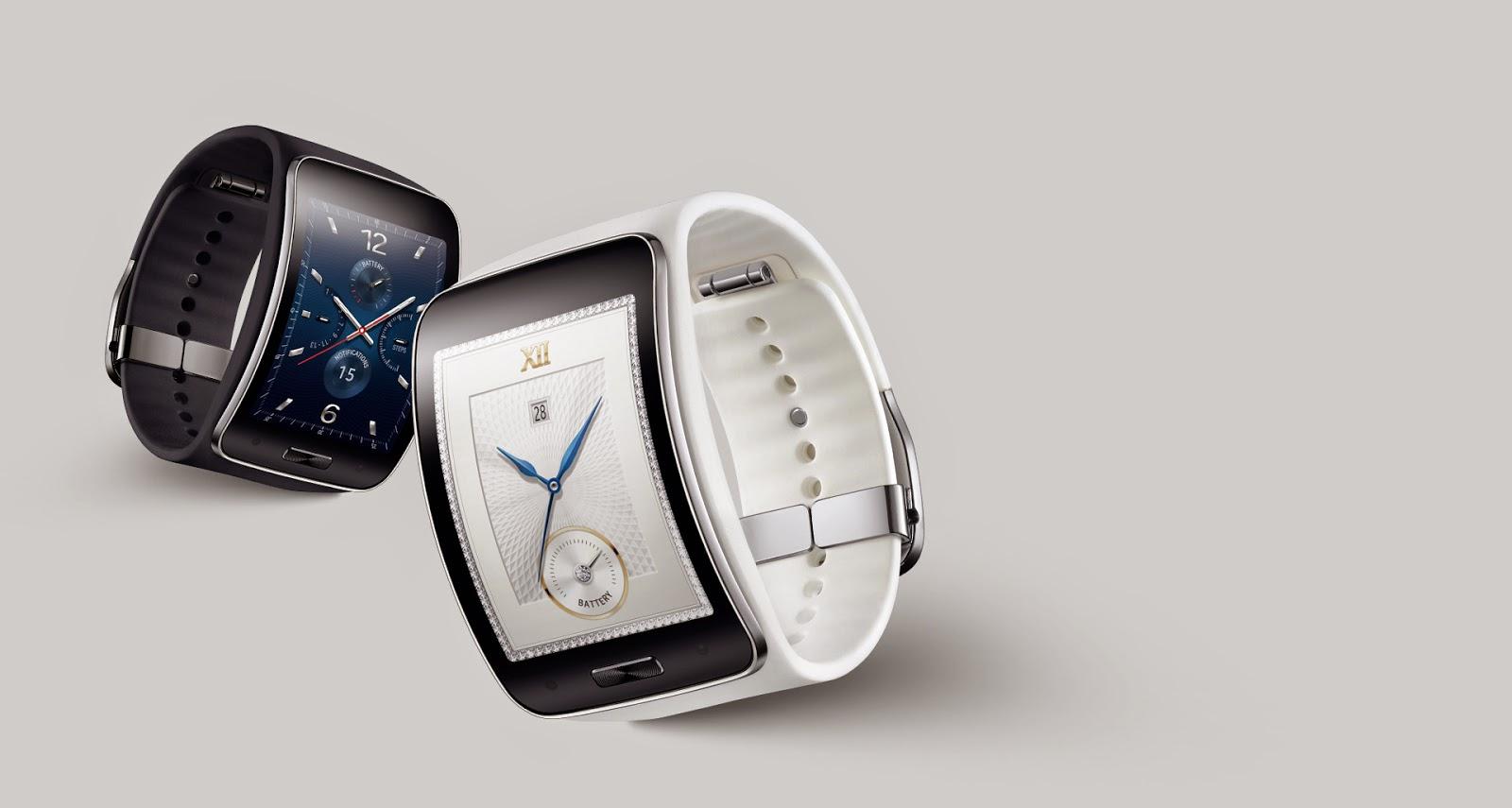 Smartphone compatibili con Samsung Gear S - Funziona con Galaxy S3 S4 S5 S6 Note