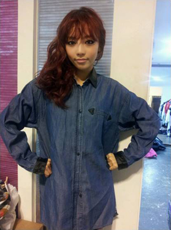 GOO HARA 2013 SPONSORED PICTURE