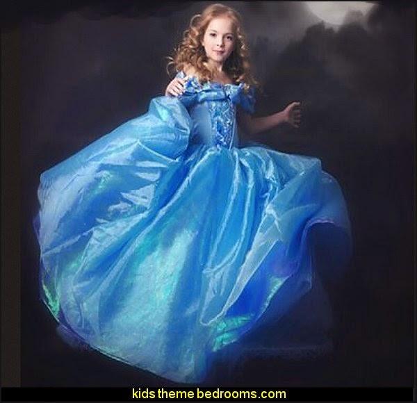 Cinderella 2015 princess costumes Cinderella dress