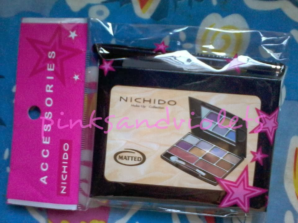 Spell anne nichido makeup collection palette matted for How do you spell pallets