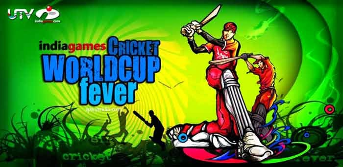 Cricket WorldCup Fever apk