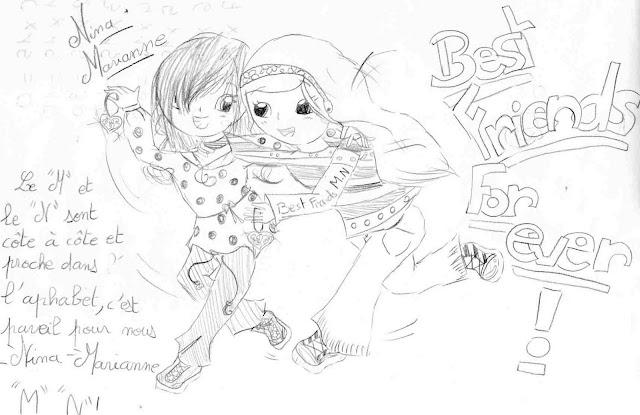 Les dessins de marianne octobre 2011 - Dessin marianne ...