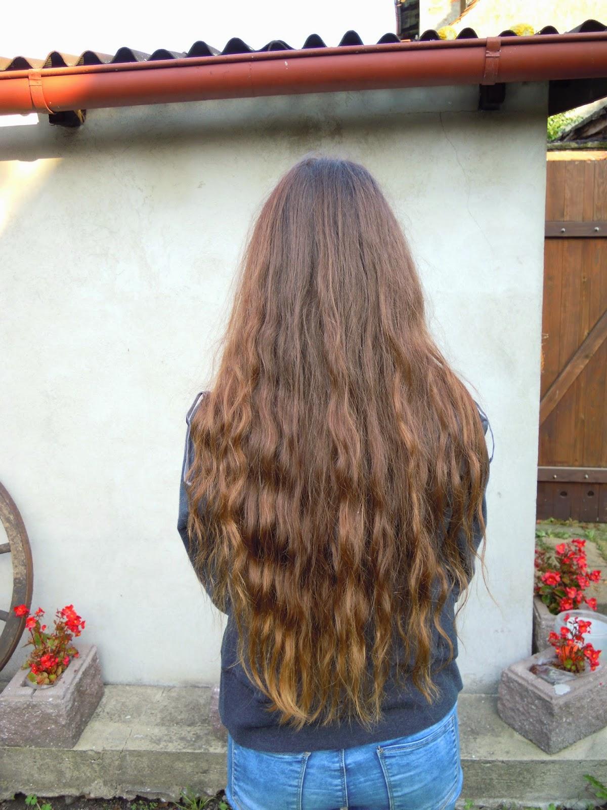 Aktualizacja włosów- październik 2014
