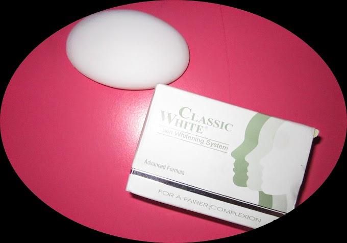 Değerlendirme #45: Classic White Sabun