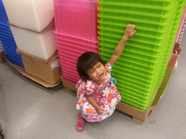ikea kids storage box