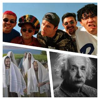 Einstein-Mamonas-Discípulos