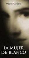 foto da cuberta do libro La mujer de blanco