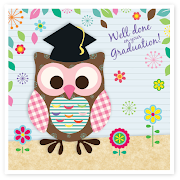 Here are some greeting cards I designed to celebrate student graduation time .
