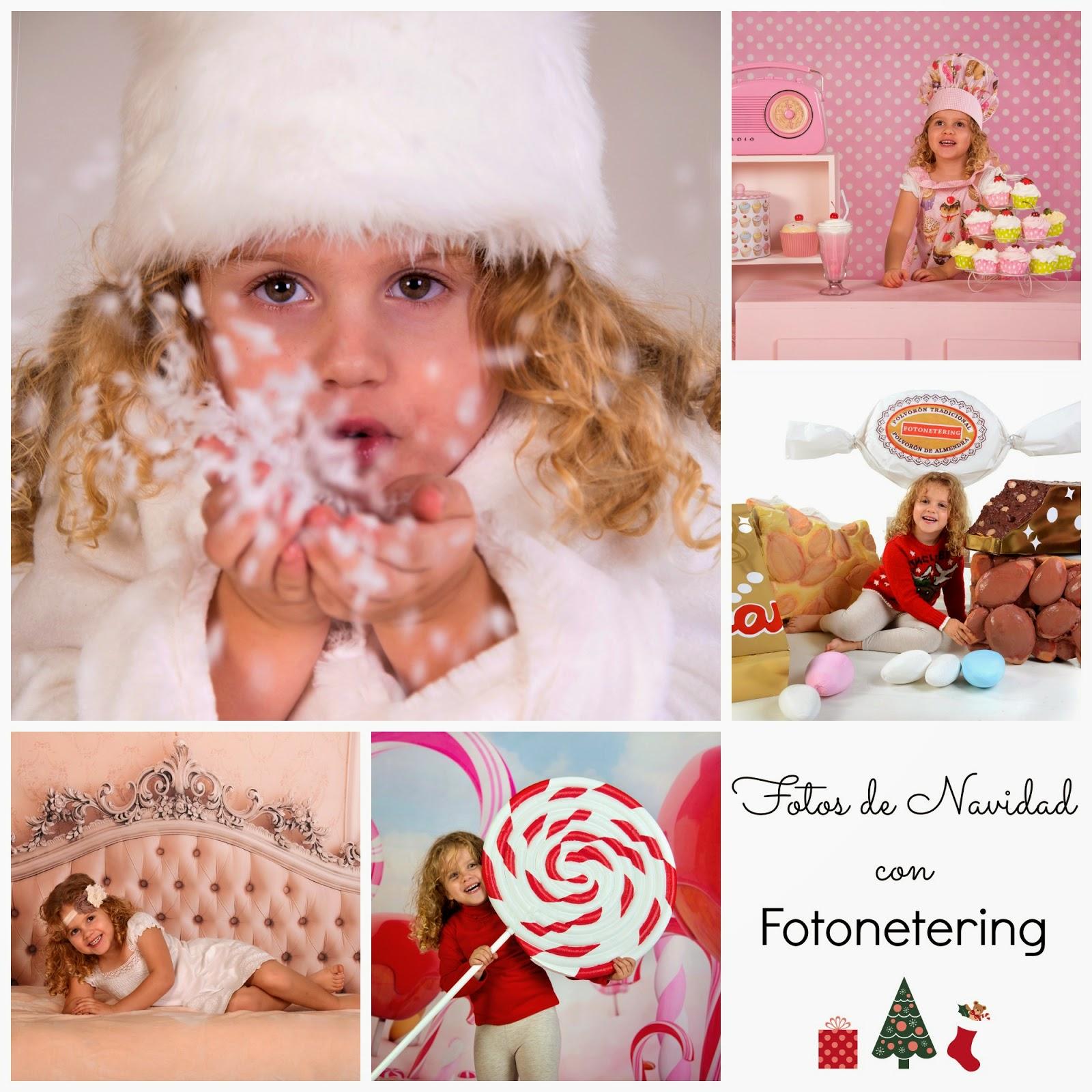 Fotonetering sesion fotografia infantil navidad 2014 blog mama de noa