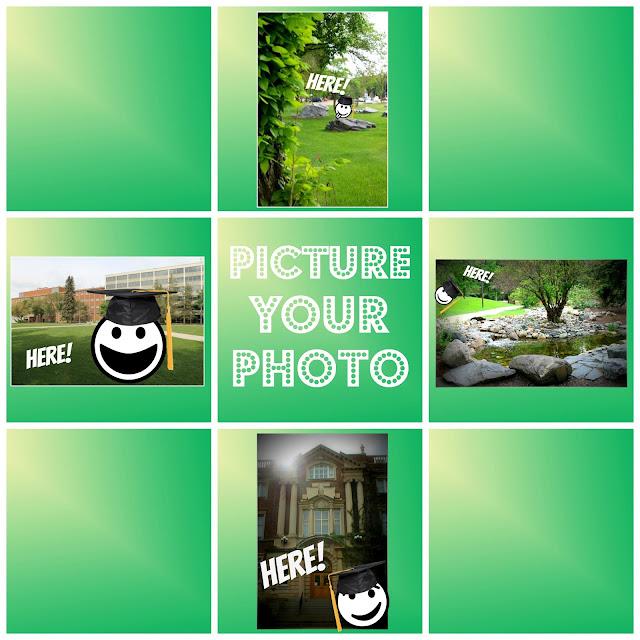 Grad Photo Ideas