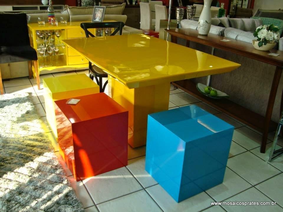 Mesa resina tampo mesa mosaico e mesa em travertino fone - Mesa resina carrefour ...