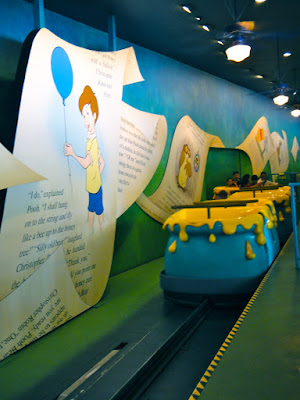 Honey Jar Ride at Winnie the Pooh Hong Kong Disneyland