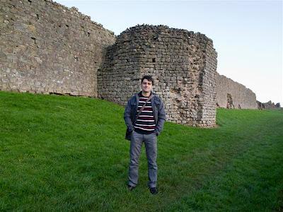 Muralla romana de Venta Silurum (Caerwent - Gales)