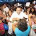 Cuarto Distrito local recibió con gran entusiasmo a Mauricio Vila