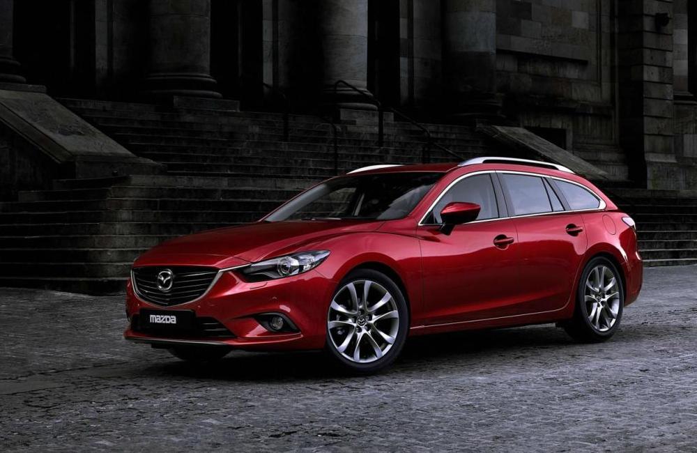 2013 Mazda 6 Estate Autoesque