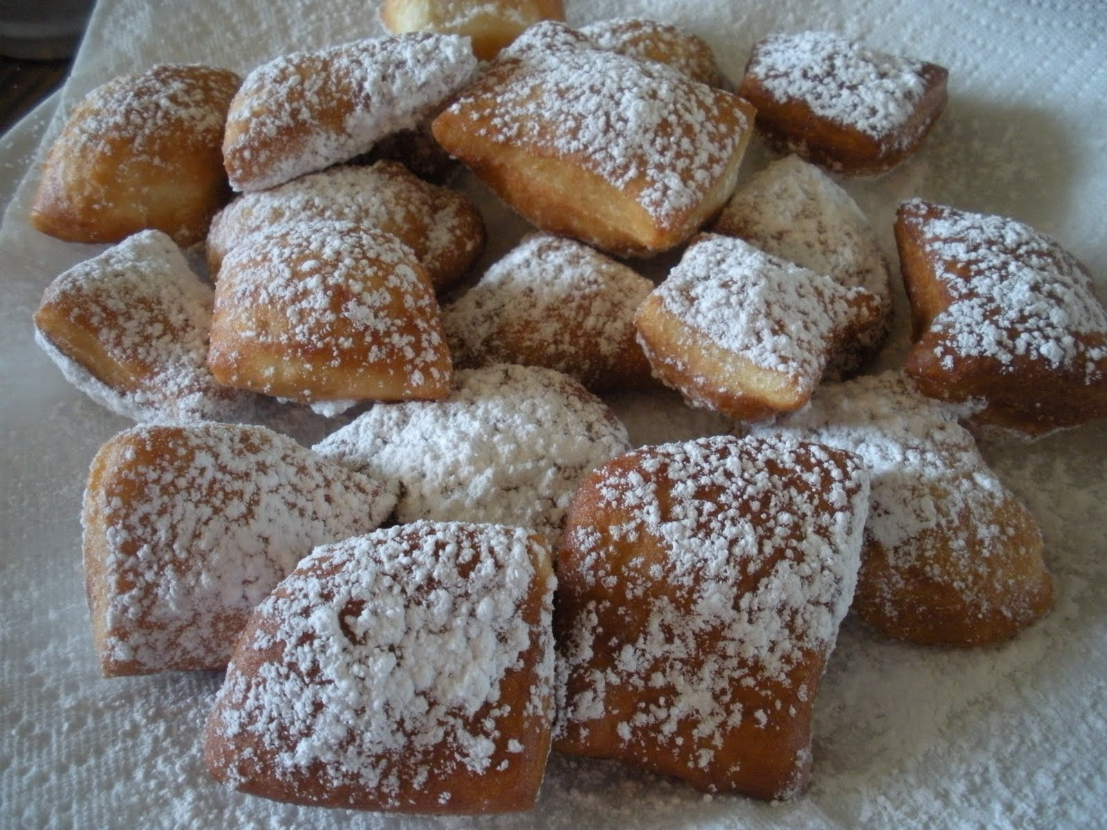 ... beignets salt cod beignets with herbed yogurt baked beignets with