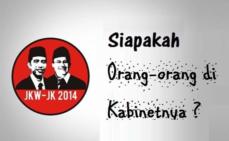 Siapakah Orang - Orang Dikabinet Jokowi - Jusuf Kalla?