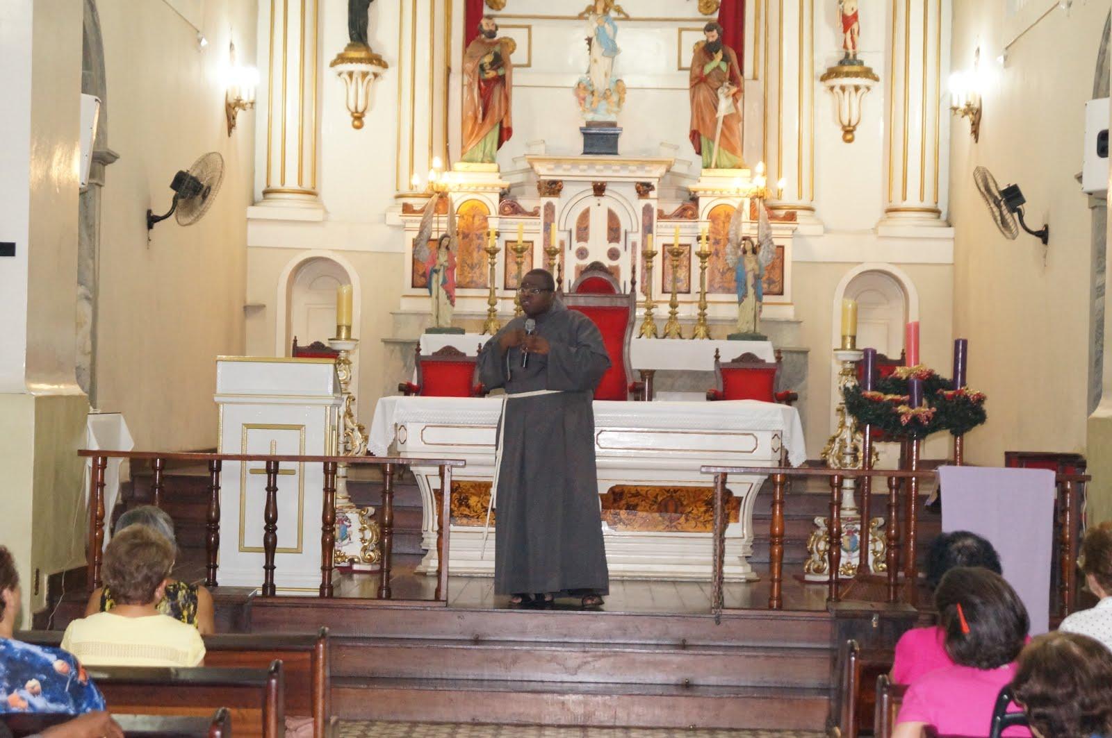 2º Dia do Tríduo da Abertura do Ano Santo da Misericórdia