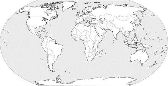 Escreva O Nome Dos Continentes E Oceanos  Escrever O T  Tulo E Criar