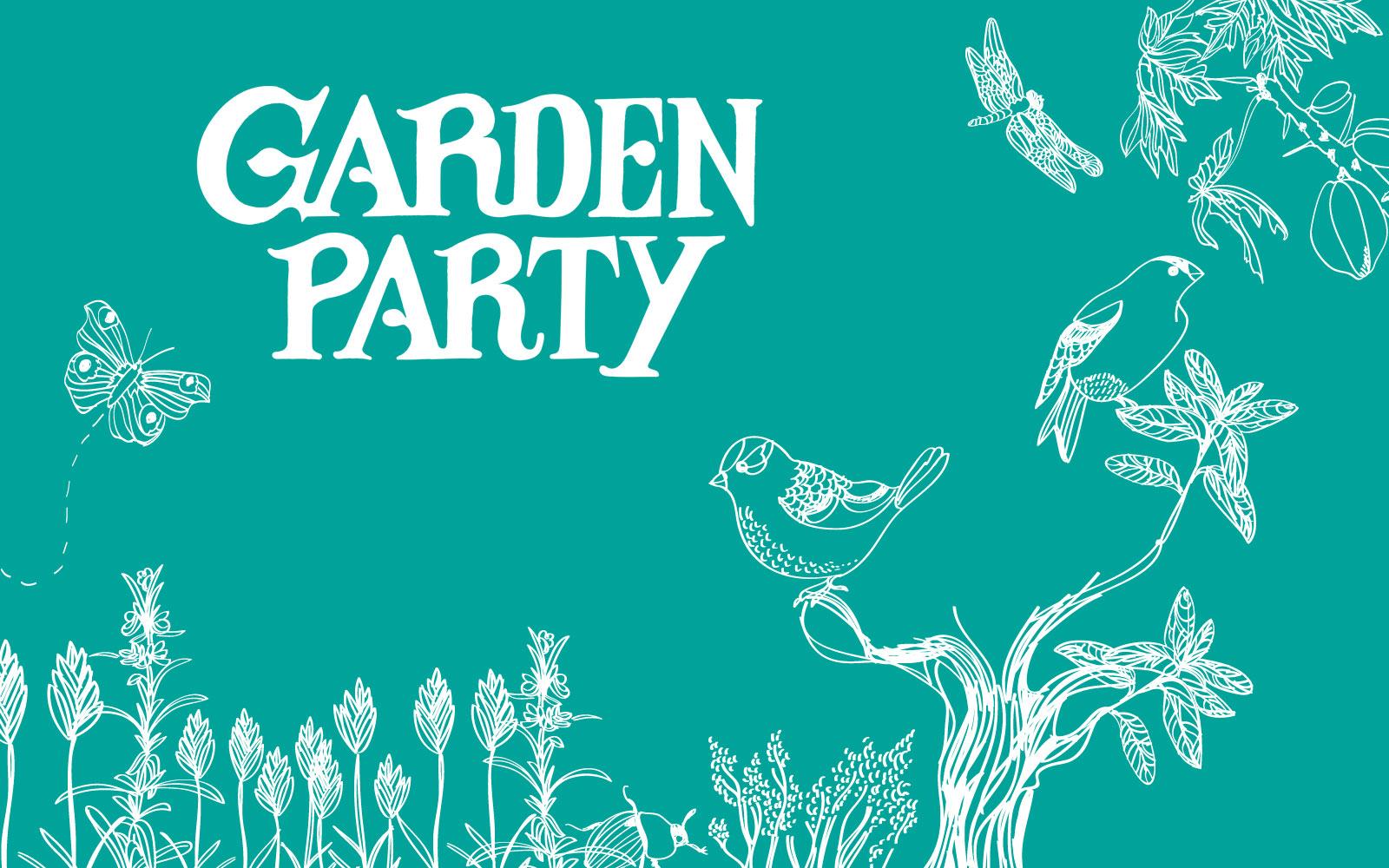 Wild Backyard Party : Garden Party