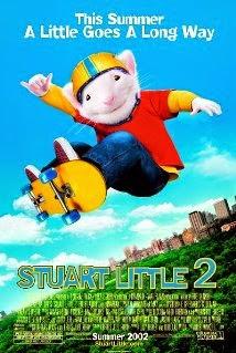 Stuart Little 2 2002 Dual Audio 720p BRRip 650mb