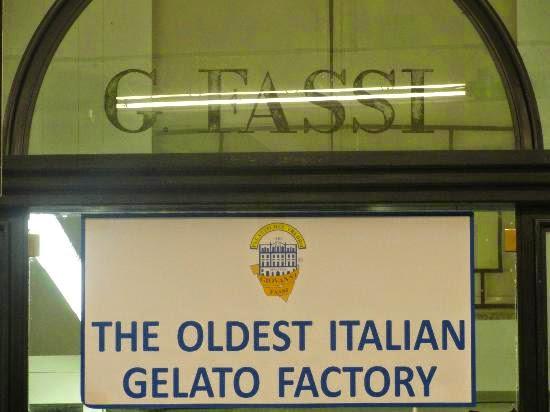 мороженое италии