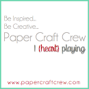 Paper Craft Crew Challenge Badge