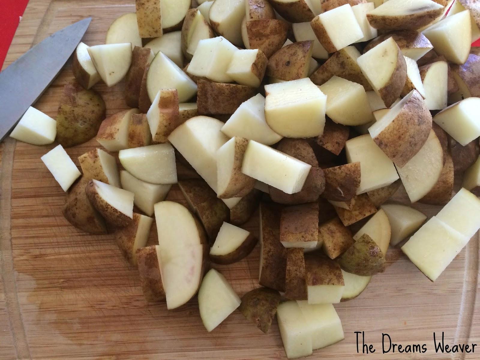 Easy Summer Potato Salad~ The Dreams Weaver