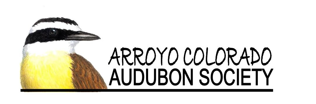 Arroyo Colorado Audubon Society