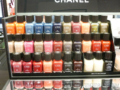 Chanel Pop-Up Store - Tester Bar