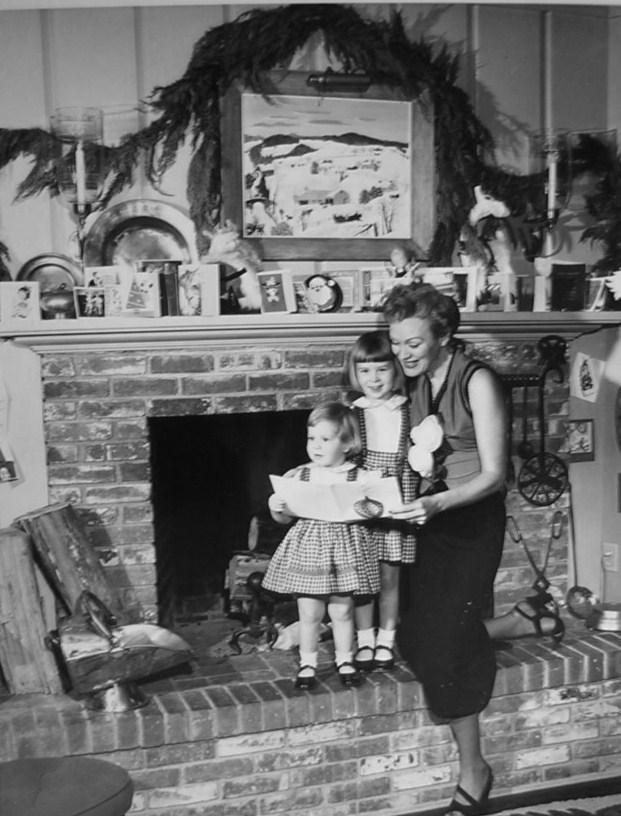 The christmas album eve arden for House of liza