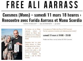 Rencontre avec Farida Aarrass et Manu Scordia