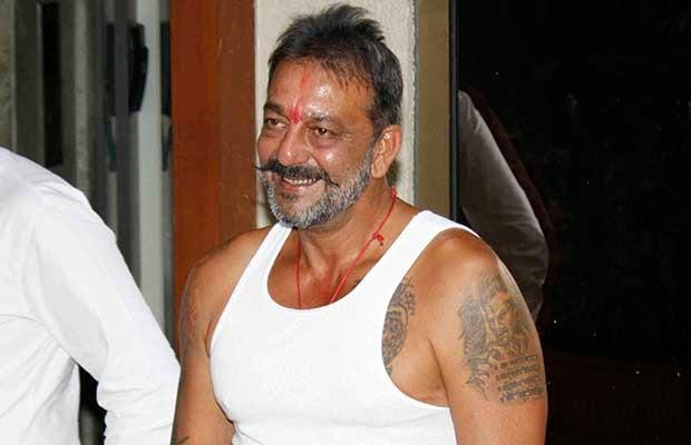 Sunjay Dutt in jail photo