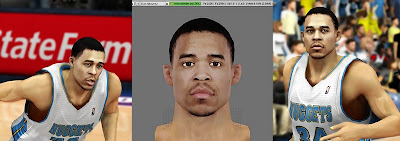 NBA 2K13 JaVale McGee Patch