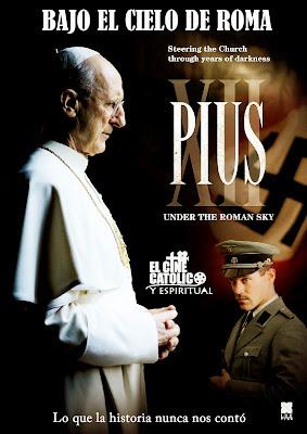 Pío XII, Bajo El Cielo De Roma (2010) [DVDRip] [Latino]