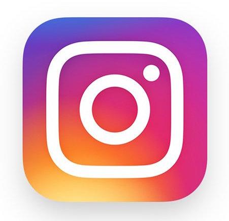 ... su instagram!