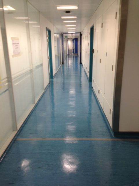 commercial floor cleaning, uk, vinyl floor