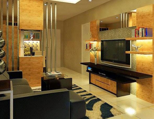 Interior rumah minimalis 3