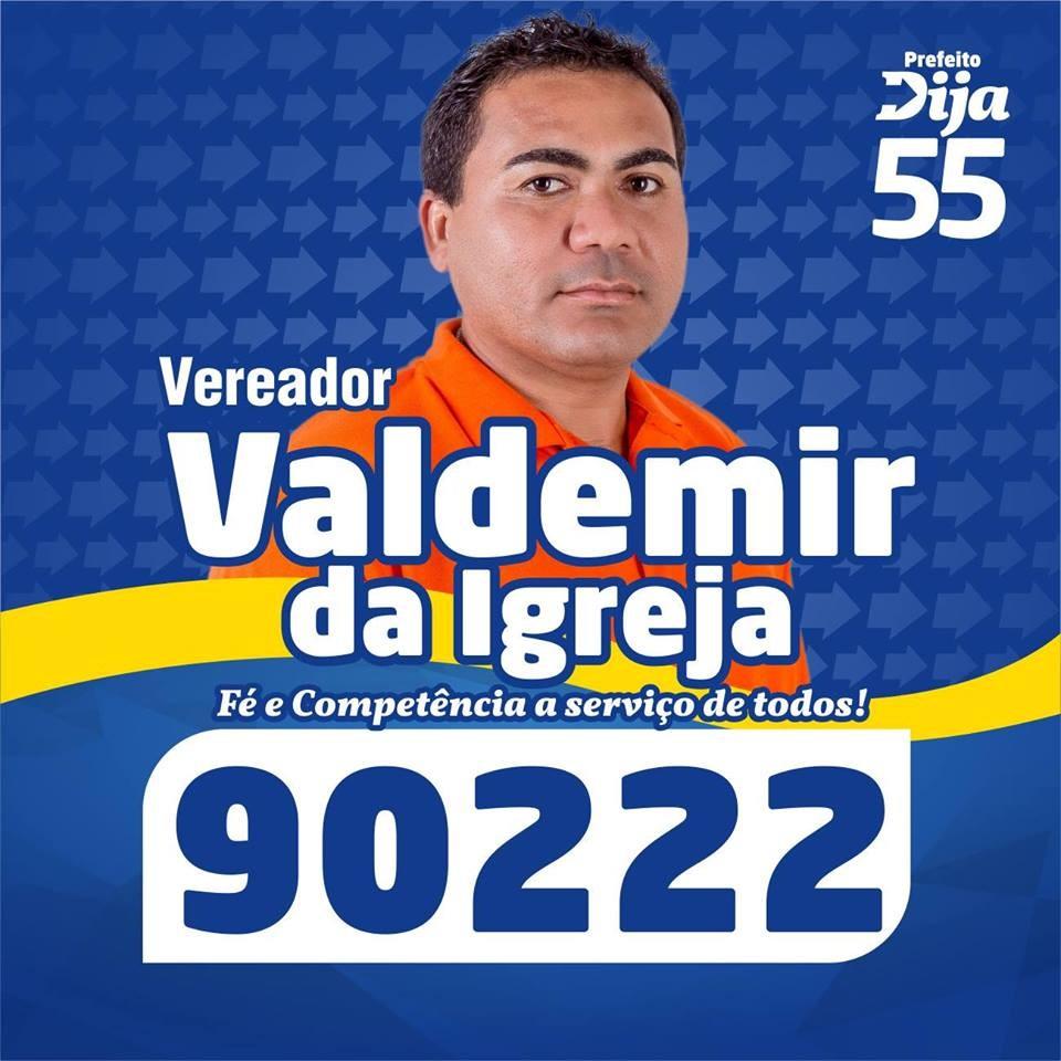 VALDEMIR DA IGREJA - 90222