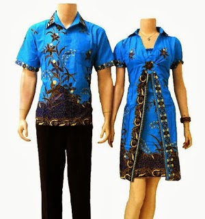 baju batik couple 10