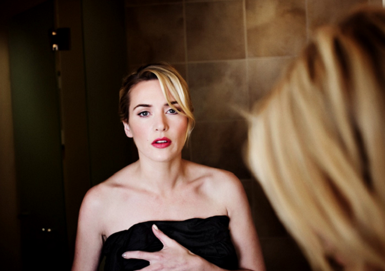 Kate Winslet Bold Photography